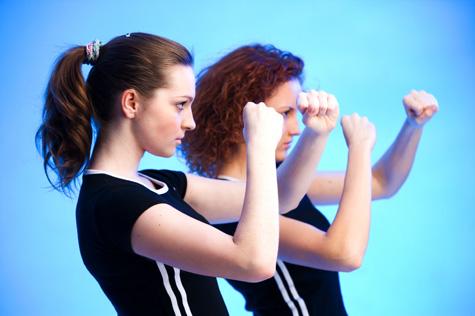 Les différents accessoires d'autodéfense